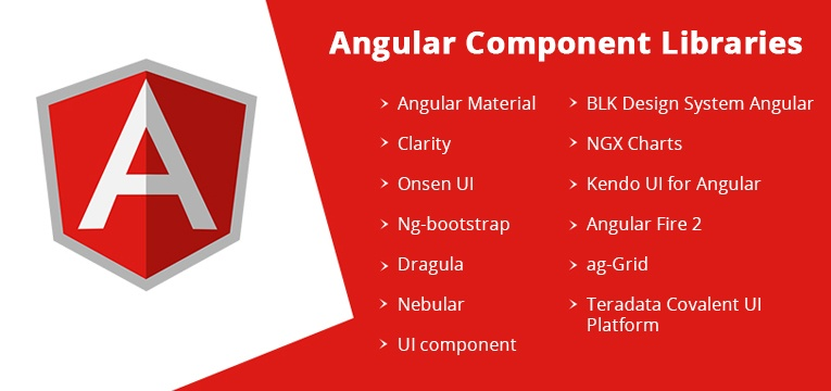Angular-Component-Libraries