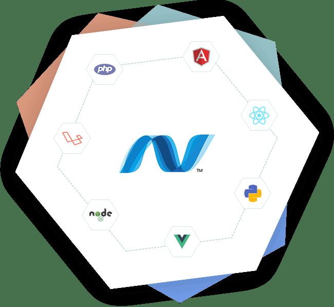 .NET Banner