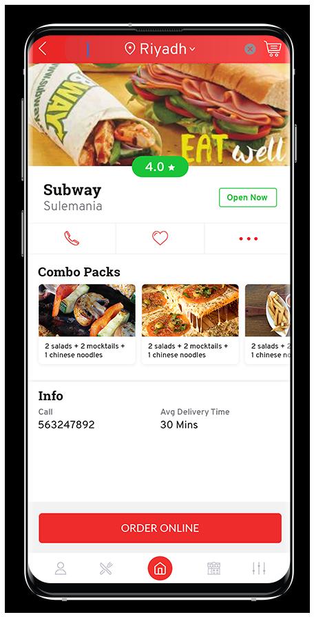 Restaurant App Image 2