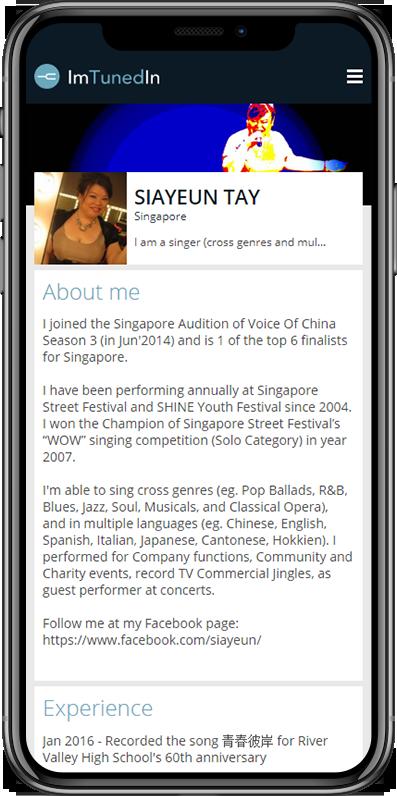 musicians-profile